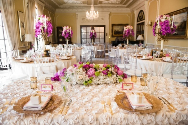Pink Wedding at the Hycroft Mansion Will Pursell Photography 64