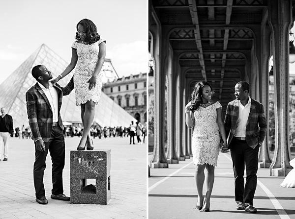 Parisian Engagement Shoot by Dotun Ayodeji 49