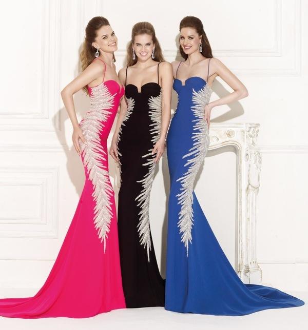 Reception Dresses by Tarik Ediz 47