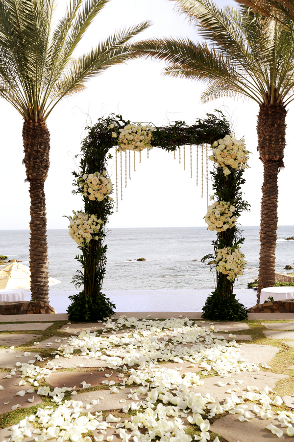 Elegant Destination Wedding in Cabo 43