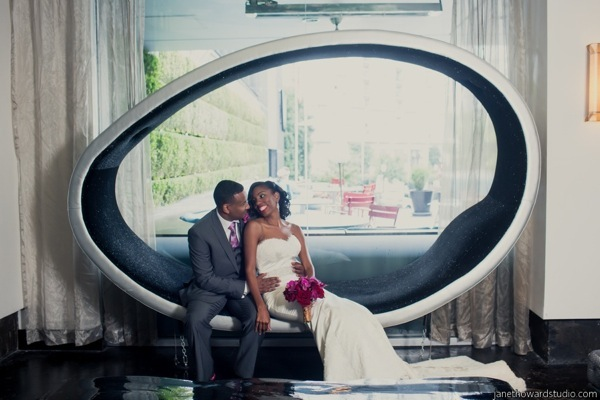 Glamorous Atlanta Wedding by Lemiga Events (15)