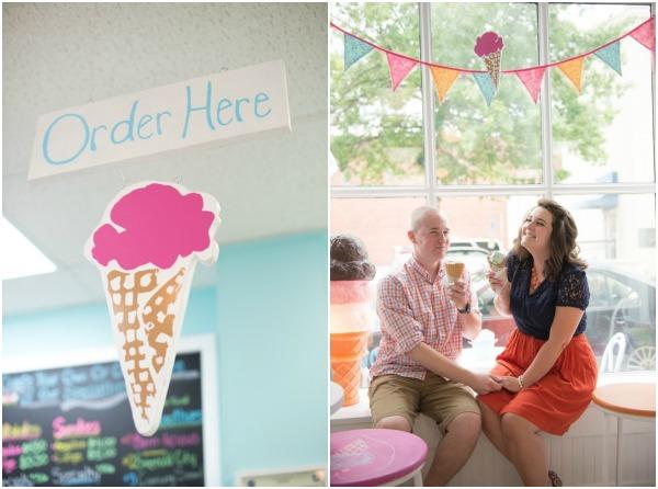 Ice Cream Parlor E-shoot