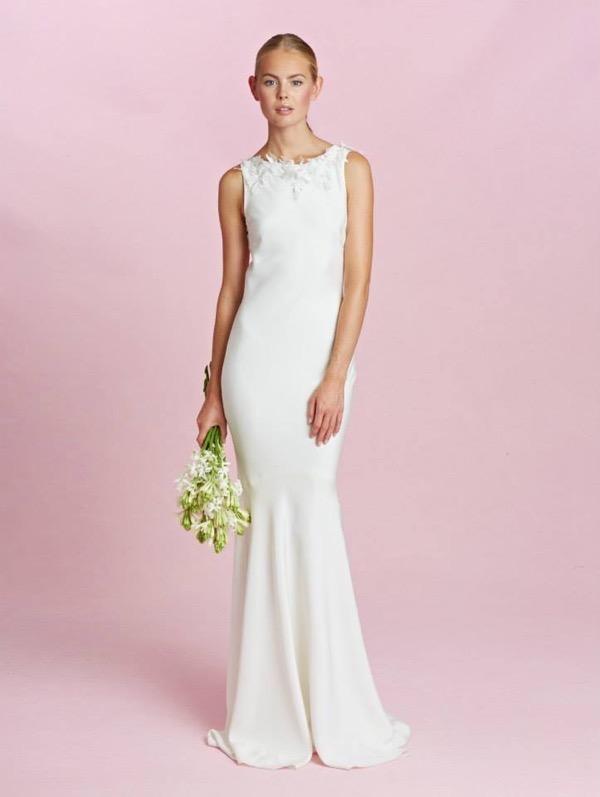 Oscar de la Renta Bridal Fall 2015 2