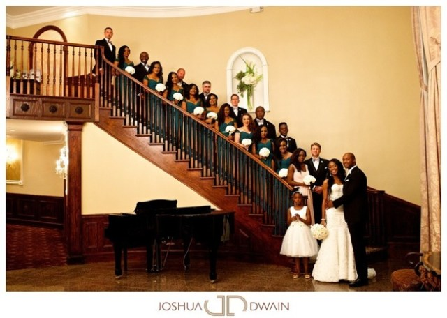 The Estate at Florentine Gardens Wedding by Joshua Dwain 108