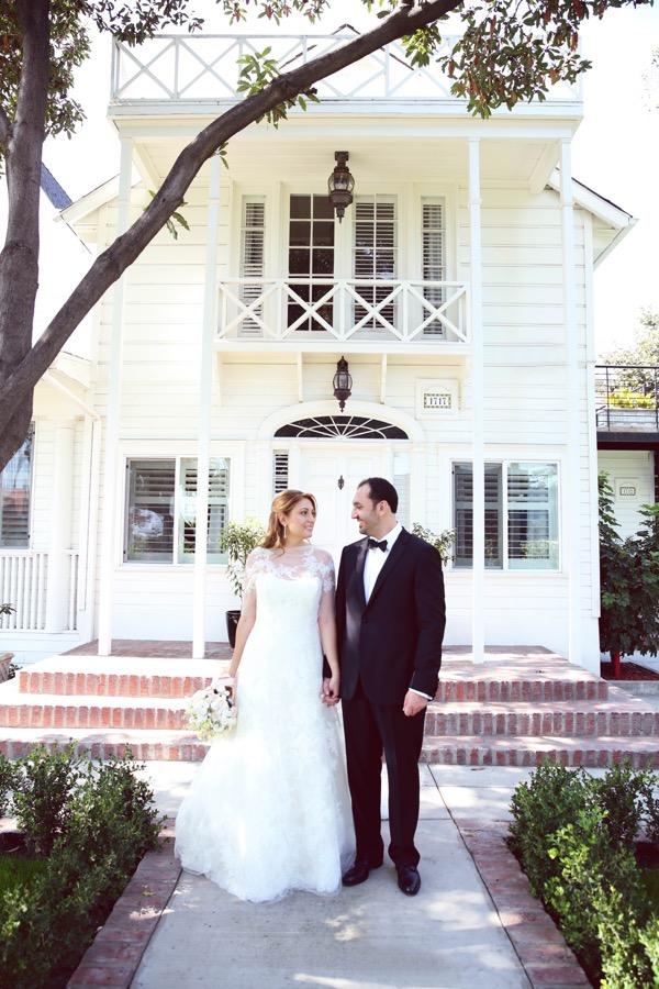 Breathtaking Beverly Hills Hotel Wedding 38