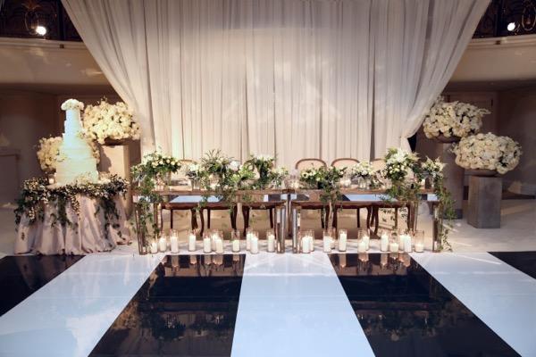 Breathtaking Beverly Hills Hotel Wedding 85