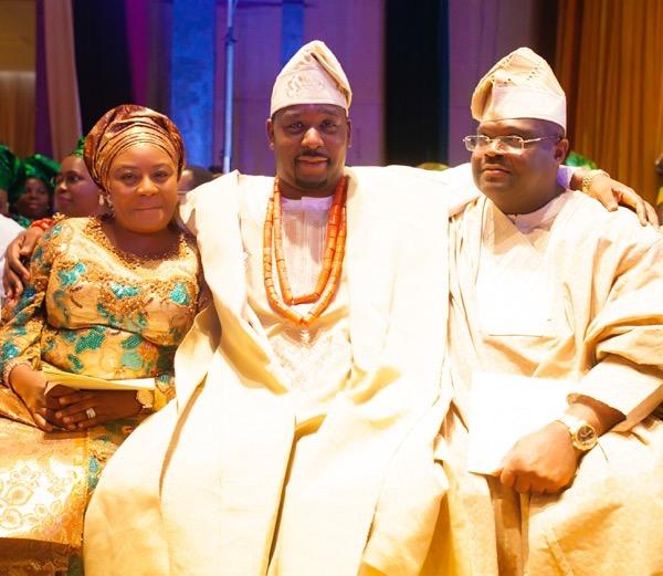 Kike and Tayo - Traditional Wedding  58