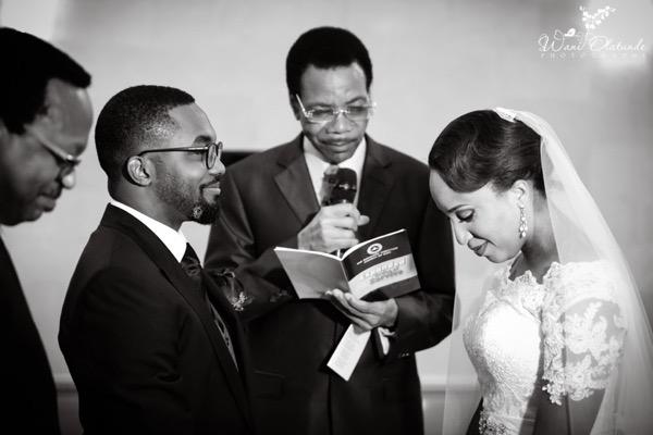 Outdoor Lagos Wedding by Wani Olatunde 24