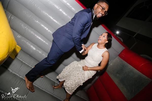 Outdoor Lagos Wedding by Wani Olatunde 75