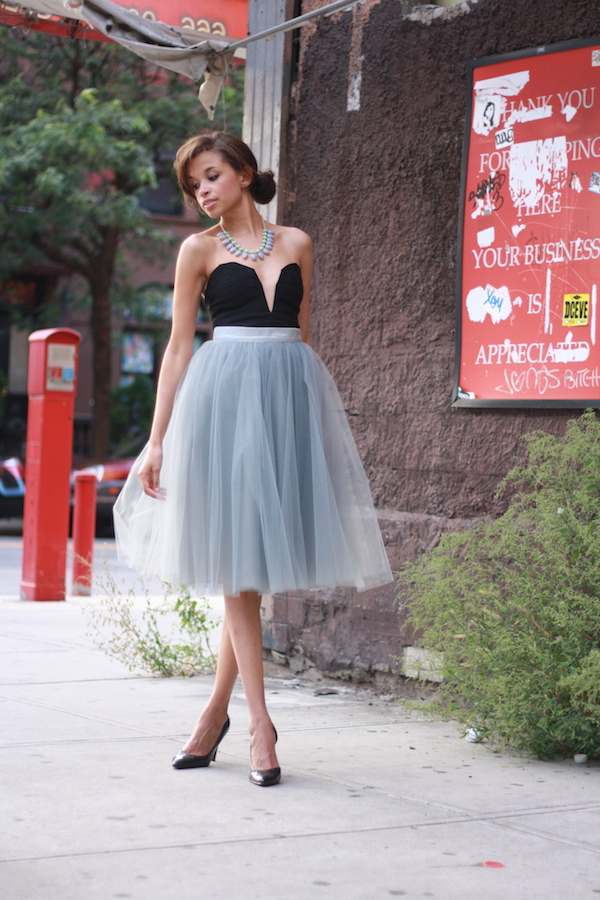 Tutu Wedding Guest Outfit _ Clarabelle