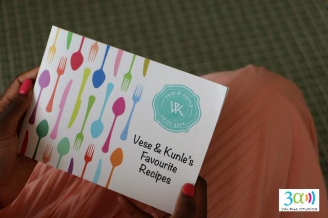 VK Recipe Book