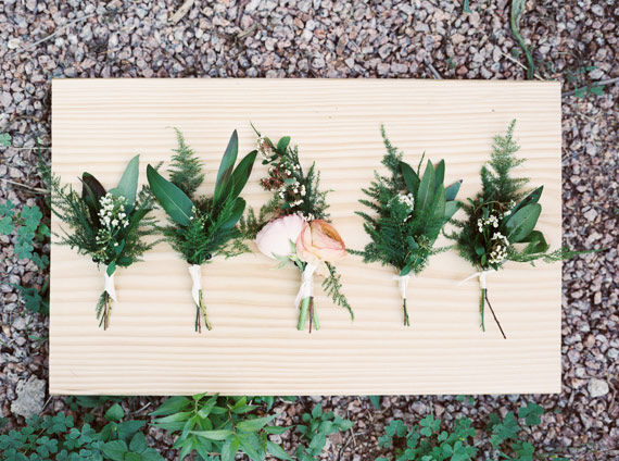 Floral Themed Additions for Your Wedding