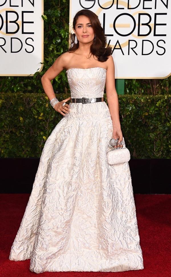 Wedding Inspiration at the Golden Globes 2015 14