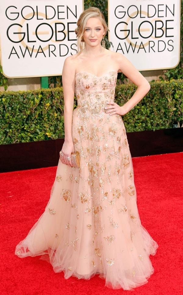 Wedding Inspiration at the Golden Globes 2015 5