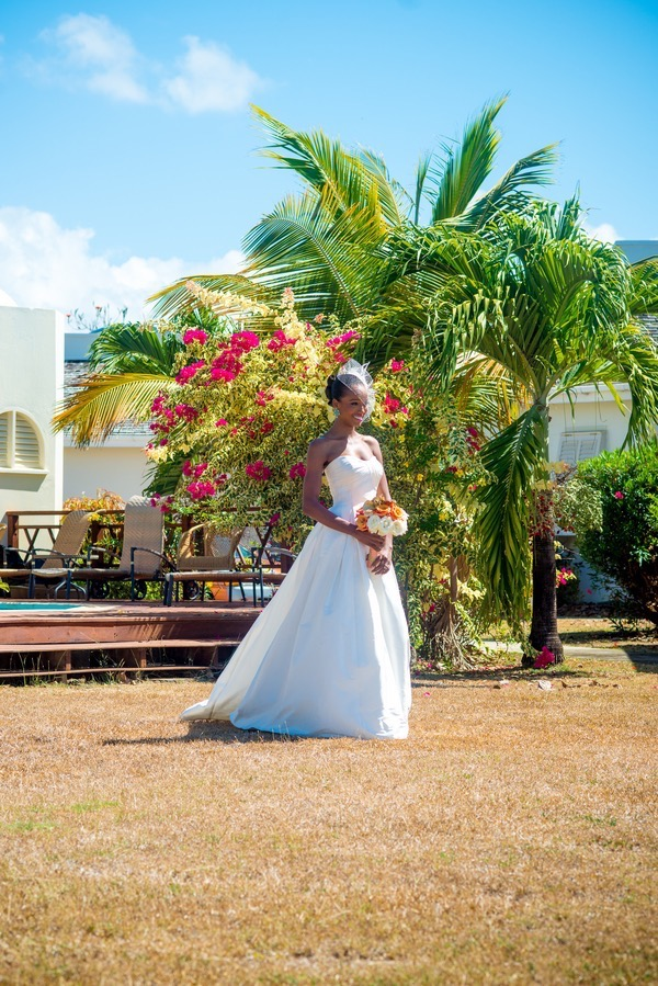 Destination Wedding Shoot in Tobago 7