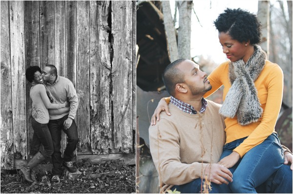 Fall Engagement Shoot by Time Frozen