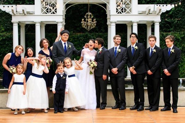 Historic Courtyard Wedding in Downtown Charleston 44