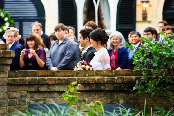 Historic Courtyard Wedding in Downtown Charleston 75