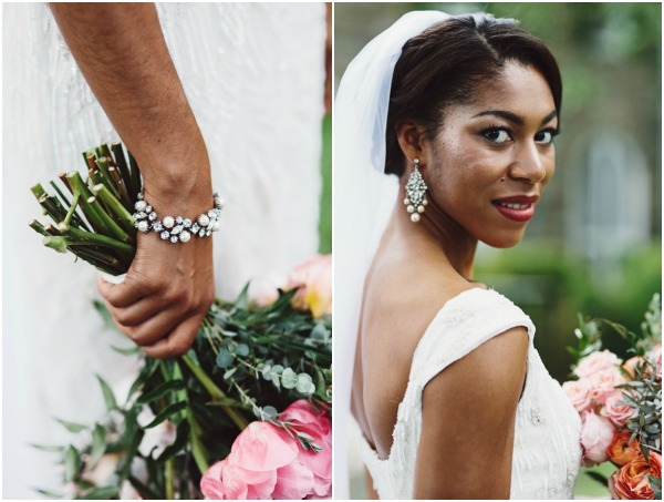 Beautiful Bride Ola