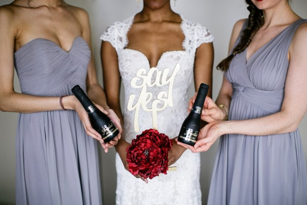 Cheers to Saying Yes with your Girls and Freixenet 14