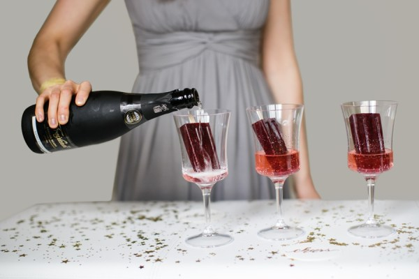 Cheers to Saying Yes with your Girls and Freixenet 39
