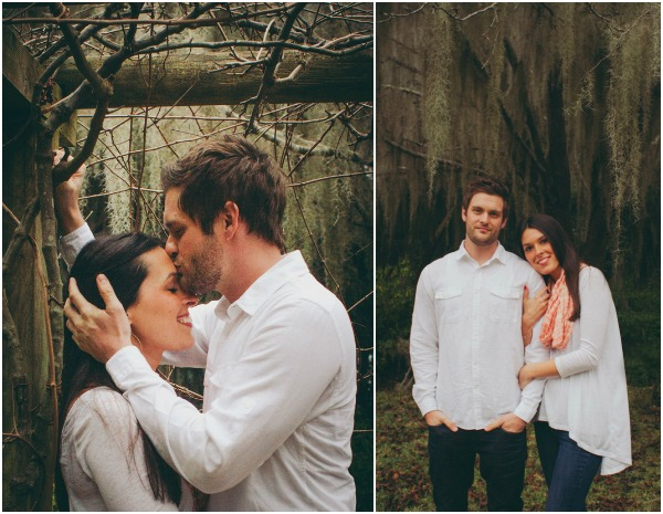 Low country engagement shoot