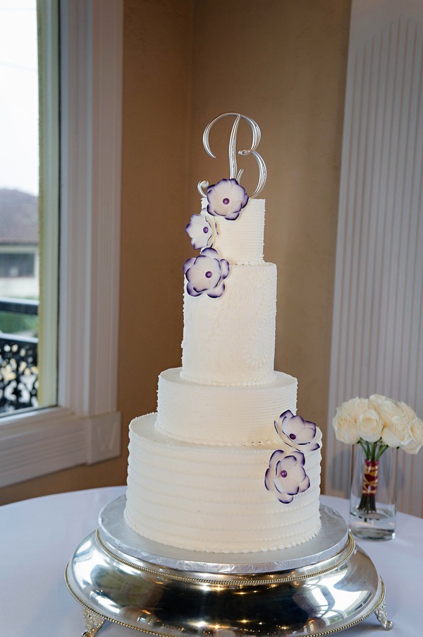 Purple Pink and Ivory Wedding by Pure Sugar Studios 22
