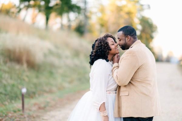 Romantic Virginia Engagement Session  (2)