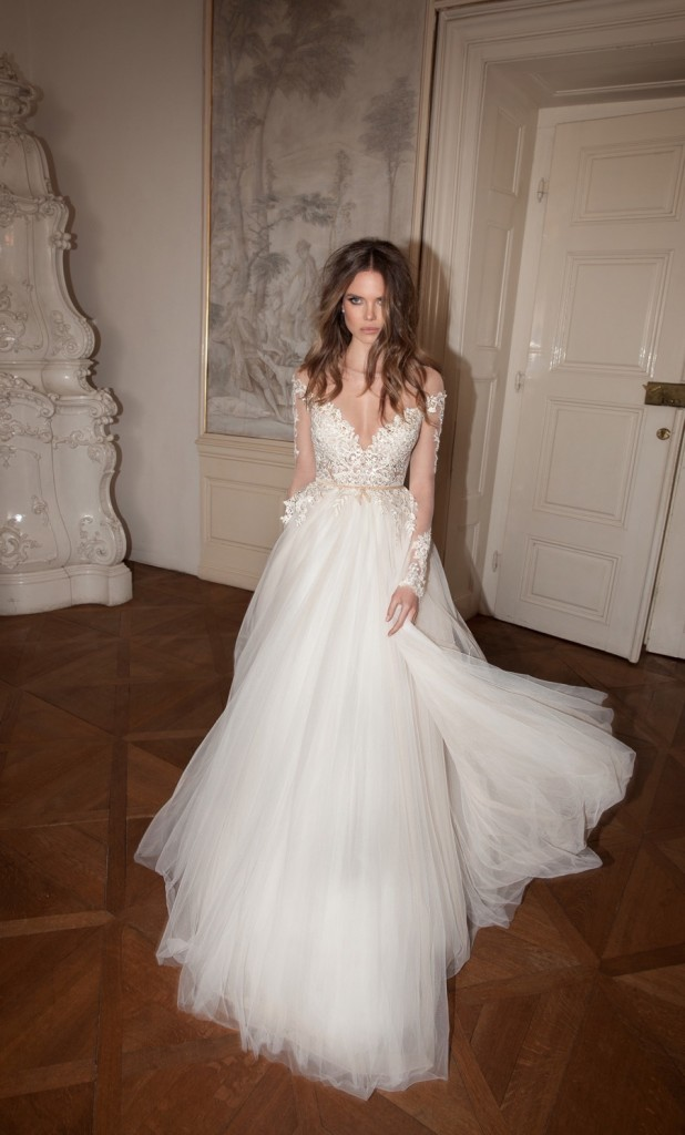 Berta Bridal FW 2015 Collection 11
