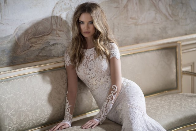 Berta Bridal FW 2015 Collection 17