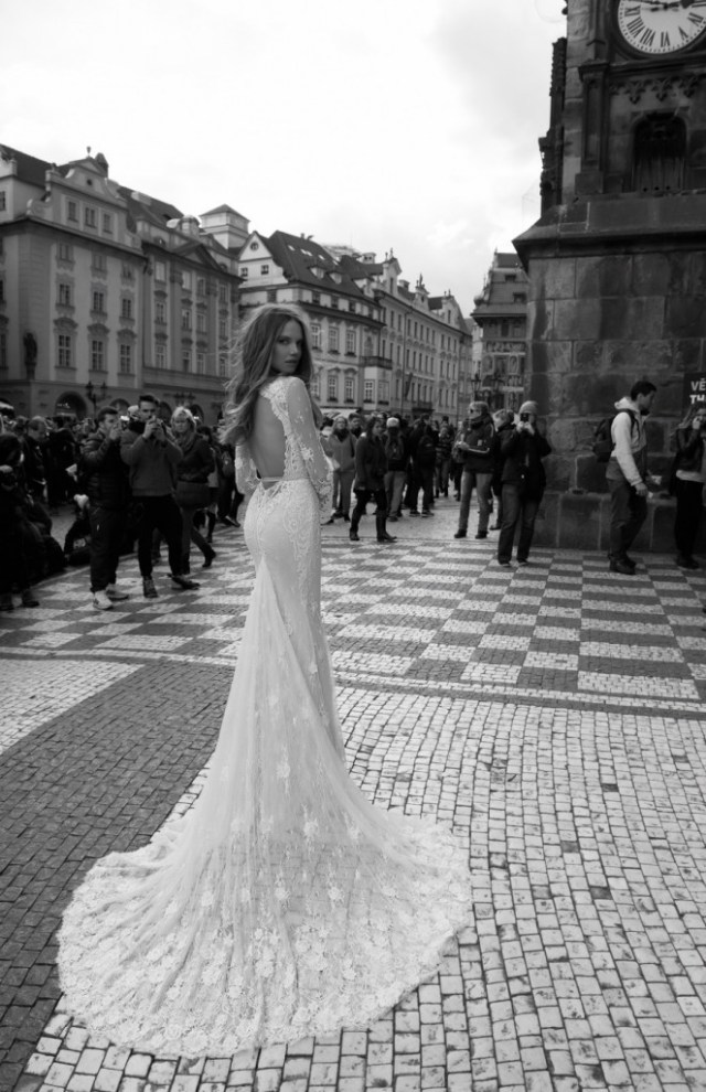 Berta Bridal FW 2015 Collection 18