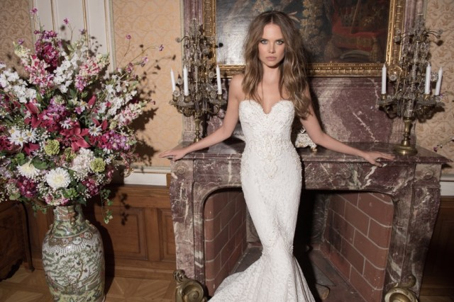 Berta Bridal FW 2015 Collection 25