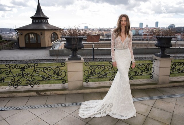 Berta Bridal FW 2015 Collection 29