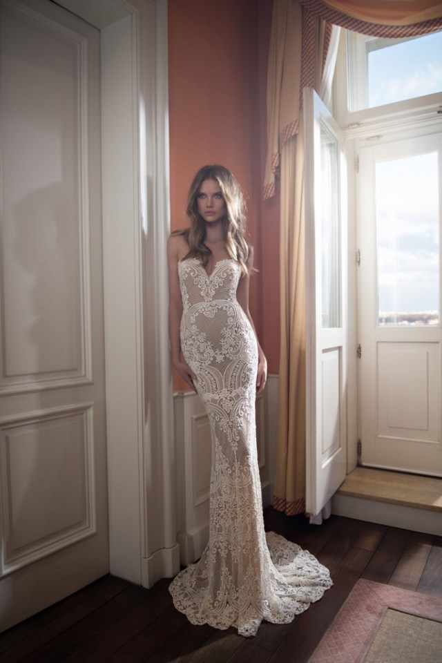 Berta Bridal FW 2015 Collection 34