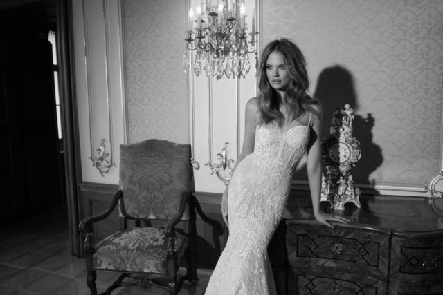 Berta Bridal FW 2015 Collection 40