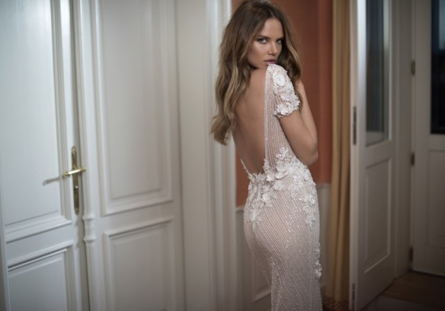 Berta Bridal FW 2015 Collection 49