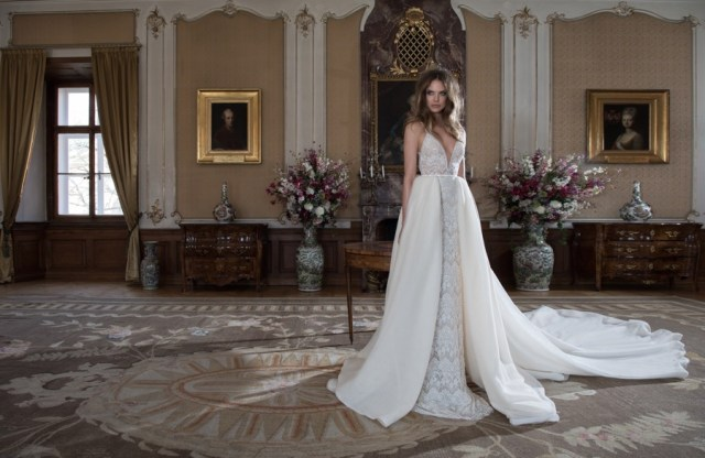 Berta Bridal FW 2015 Collection 5