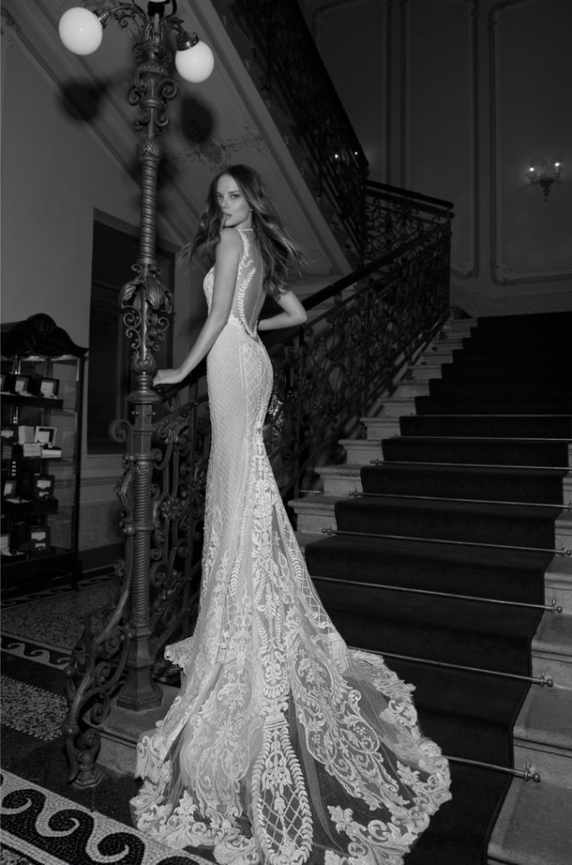 Berta Bridal FW 2015 Collection 54
