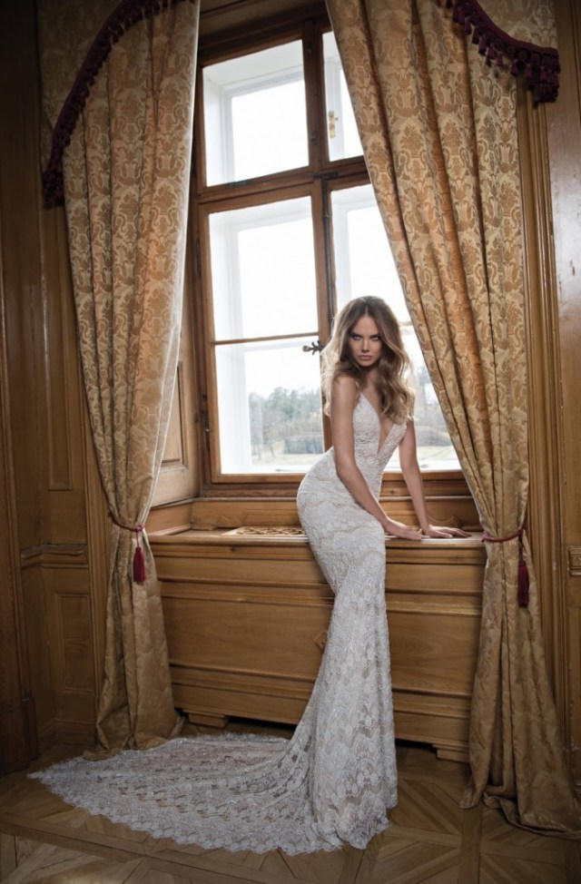 Berta Bridal FW 2015 Collection 6
