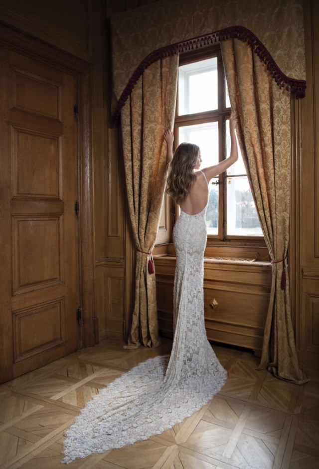 Berta Bridal FW 2015 Collection 8