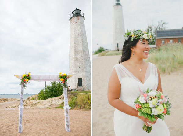 New Haven Lighthouse Point Wedding by Donna Cheung Photography (16)