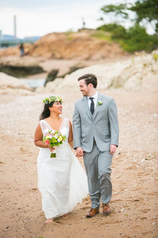 New Haven Lighthouse Point Wedding by Donna Cheung Photography (35)