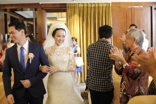 Santy and Roni's Indonesian Wedding Ceremony 4