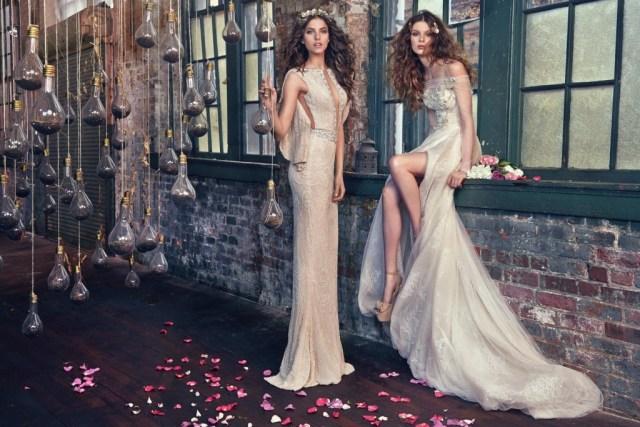 Galia Lahav Bridal Les Reves Bohemians Collection-Aria & Gemma