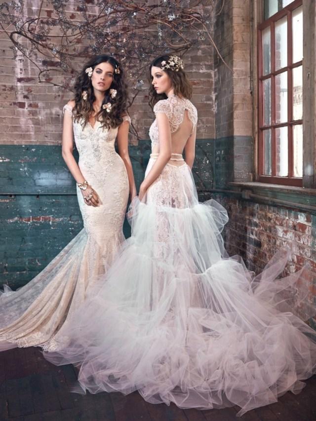Galia Lahav Bridal Les Reves Bohemians Collection-Blossom & Belle