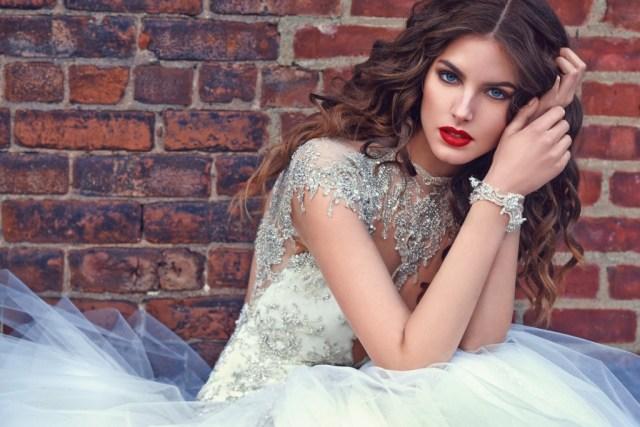 Galia Lahav Bridal Les Reves Bohemians Collection-Felicity-Zoom