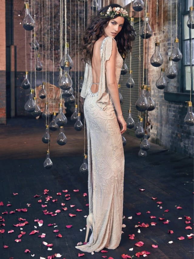 Galia Lahav Bridal Les Reves Bohemians Collection-Gemma-Back