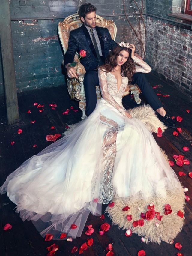 Galia Lahav Bridal Les Reves Bohemians Collection-Tiger Lily-Front