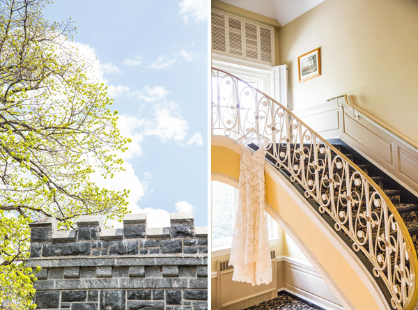 Tarrytown House and Estate Wedding by A Guy + A Girl (2)