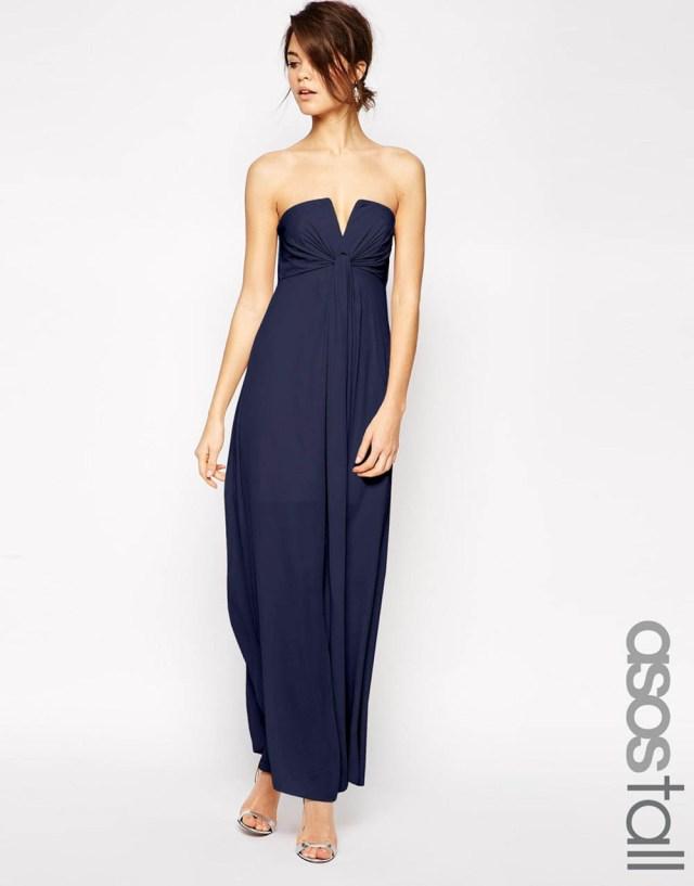 Aisle Perfect Blue Bridesmaid Dress